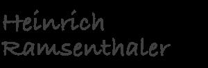 Heinrich Ramsenthaler